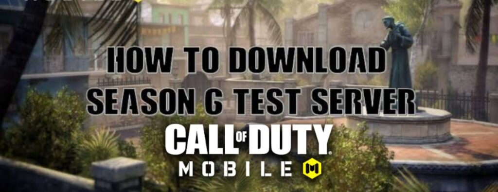 Call of Duty Mobile Test Server