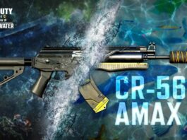 CR-56 Amax Call of Duty Mobile