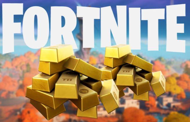 Fortnite Gold Bars Reset Season 7