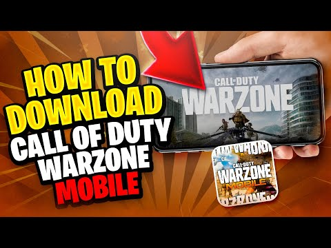 COD Warzone Mobile Download IOS