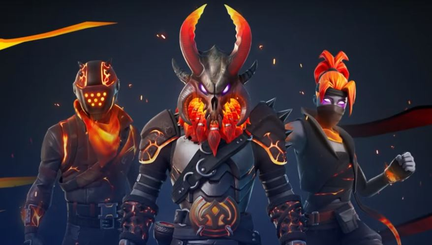 Magma Legends Pack
