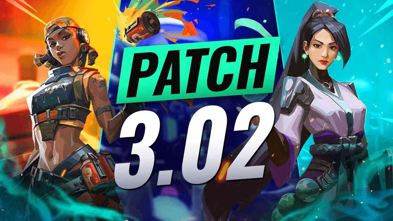 Valorant Patch Notes 3.02