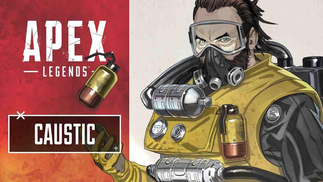 Apex Legends Alexander Nox: