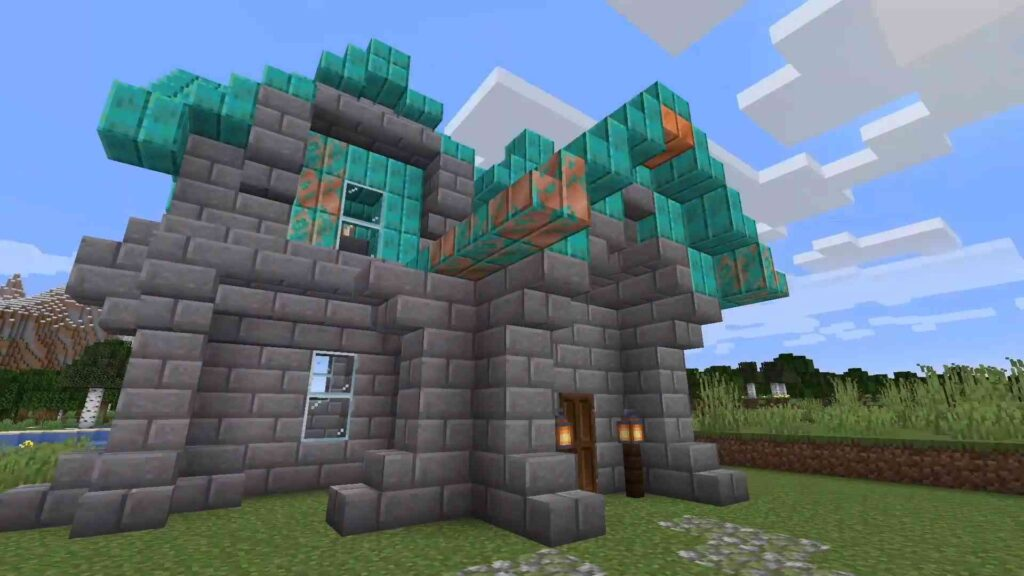 Where to find copper in Minecraft?