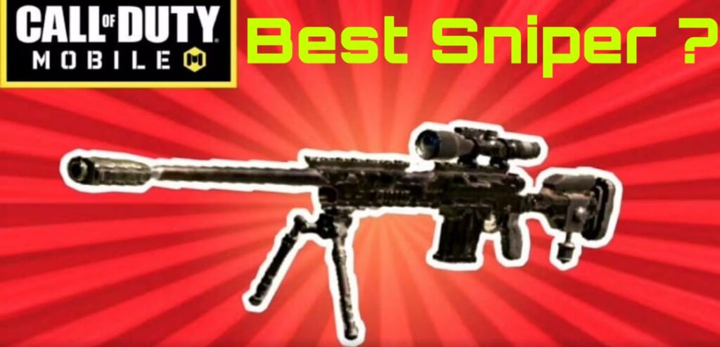 Which is the Best Sniper in COD Mobile