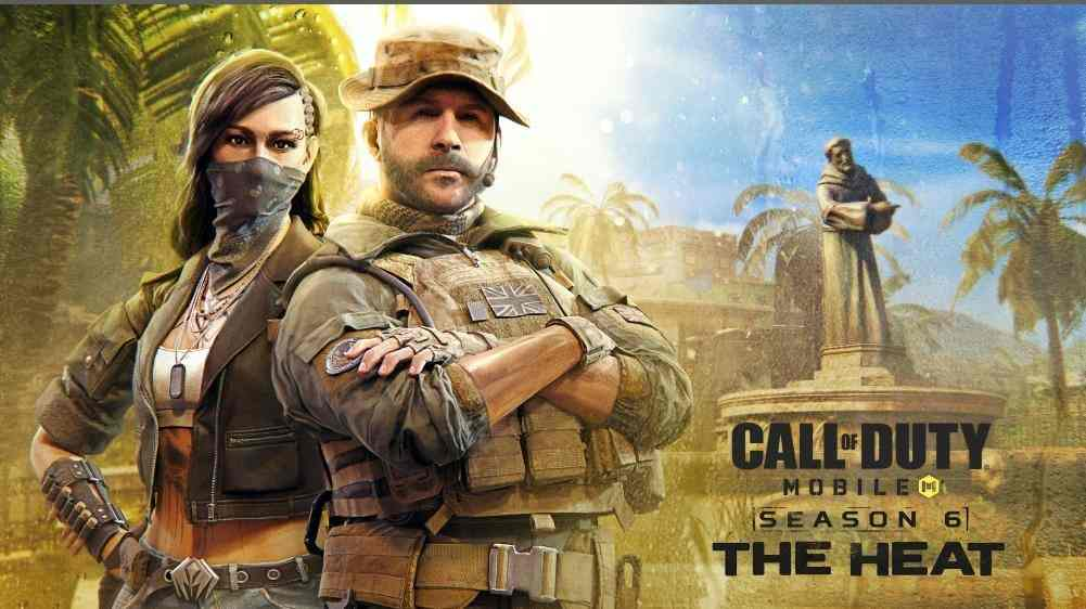 COD Mobile Season 6 Release Date and Patch Notes