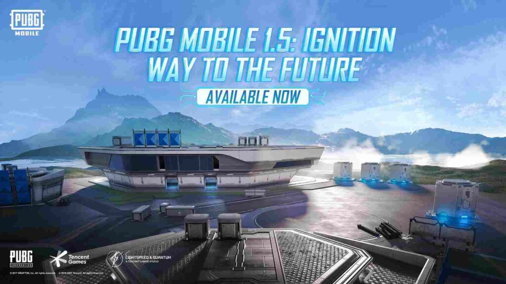 PUBG Mobile 1.5 TapTap