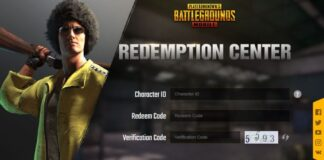 PUBG Mobile Redeem Codes For Today 24 July 2021