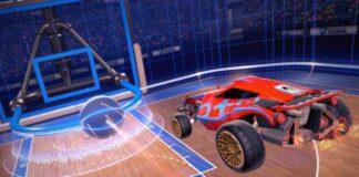 Swish Goal in Rocket League Promo Codes