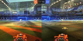 Does Rocket League Have Split Screen?