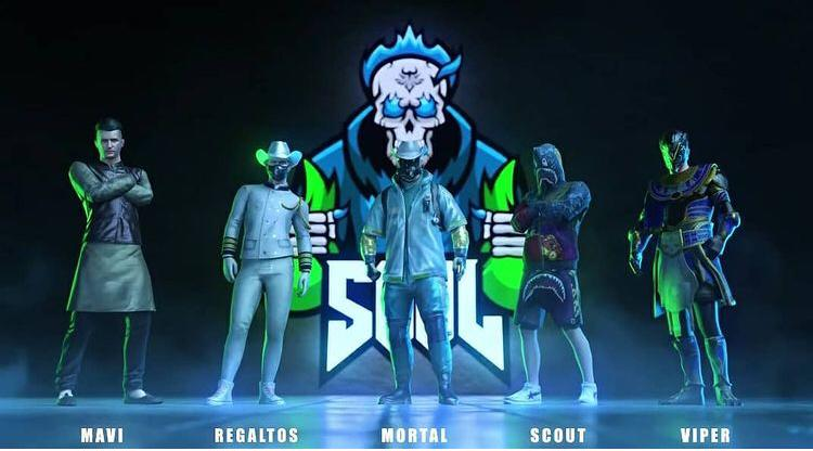 Team Soul new Lineup By S8UL Esports