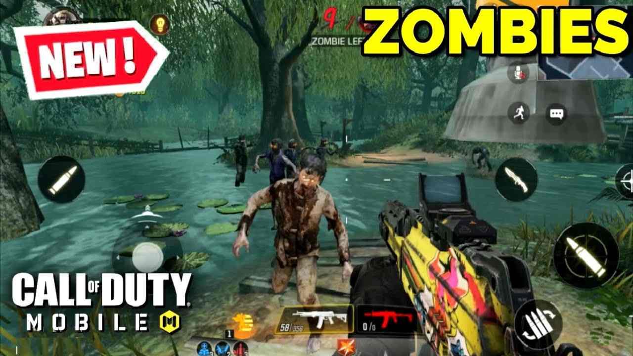 Zombie Mode COD Mobile