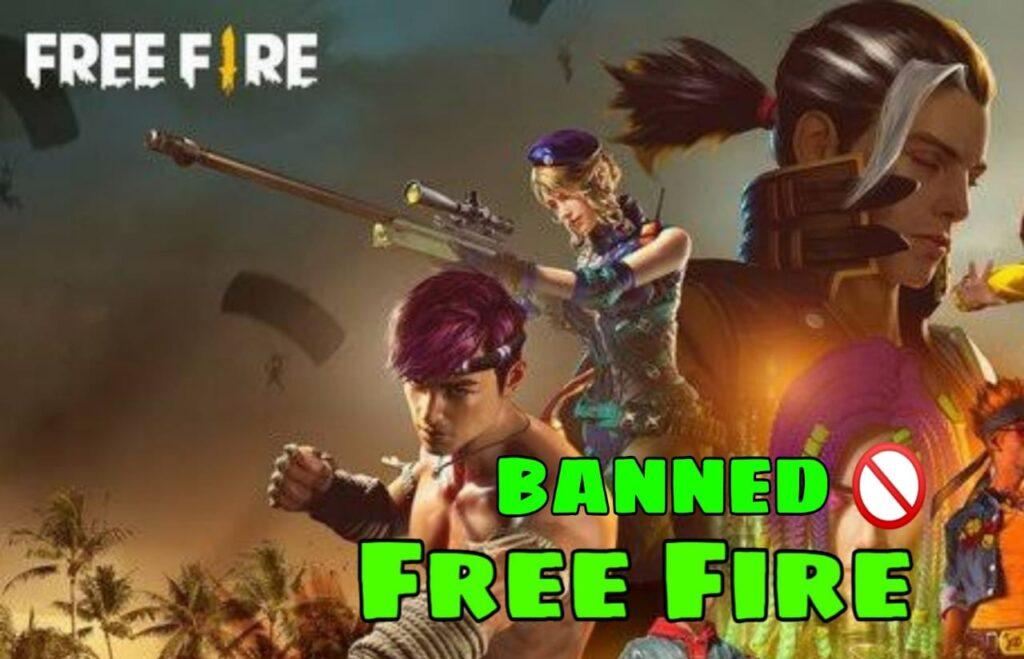 Garena Free Fire Ban In Bangladesh
