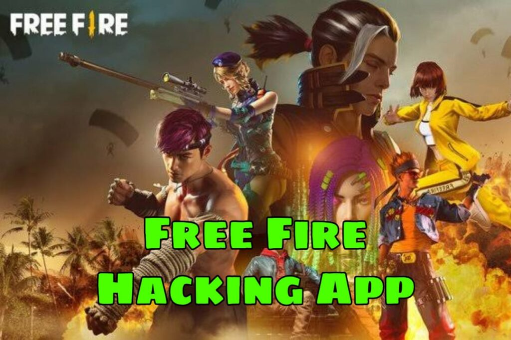 FF Hacking Application 2021, Free Fire Hacking App