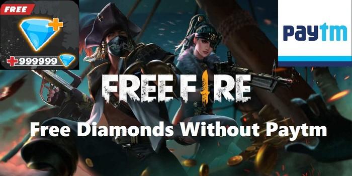 Free Fire Diamonds Without Paytm