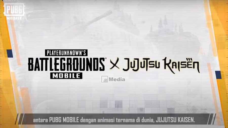 PUBG Mobile x Jujutsu Kaisen