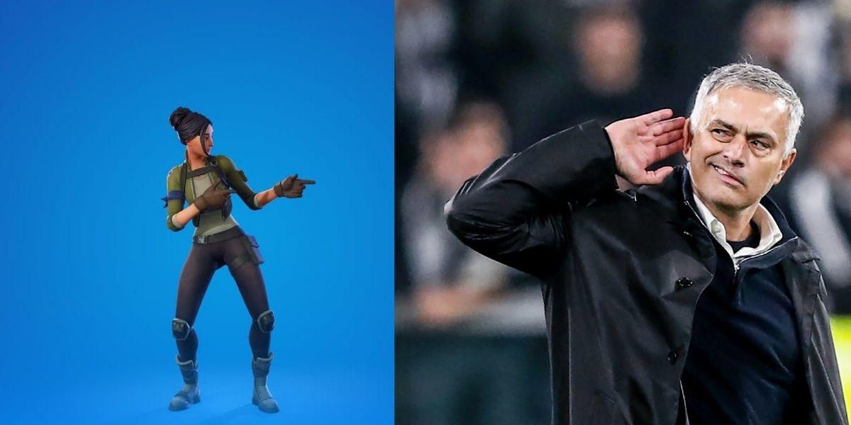 Mourinho Fortnite