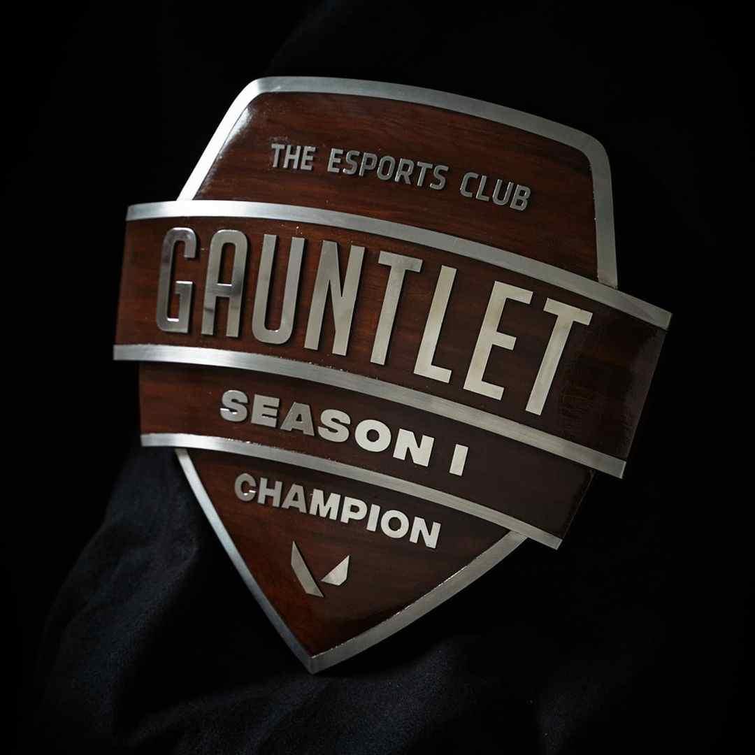 Velocity Gaming TEC Gauntlet Champions
