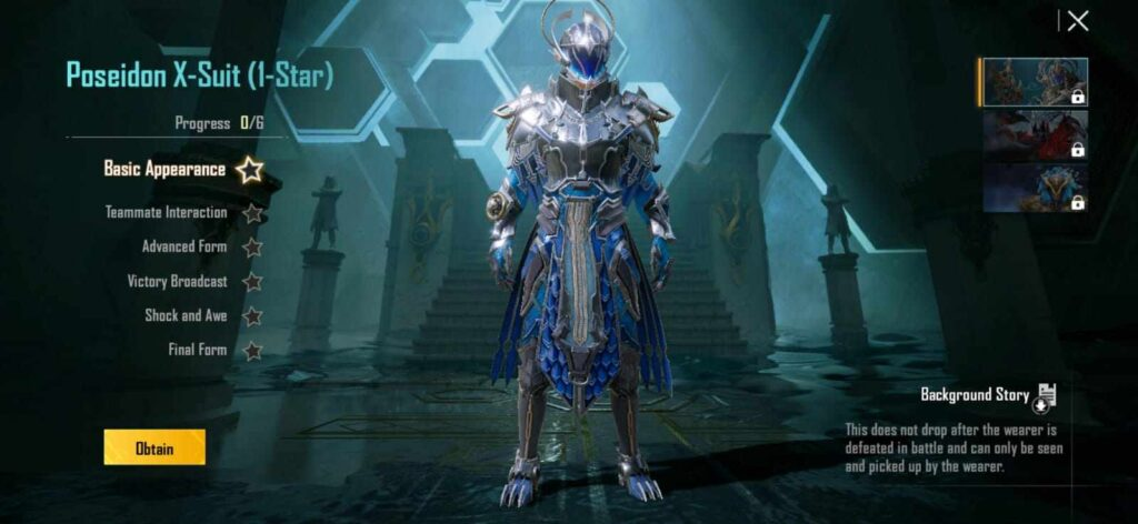 New Ocean Archlord X Suit in BGMI: Released Today