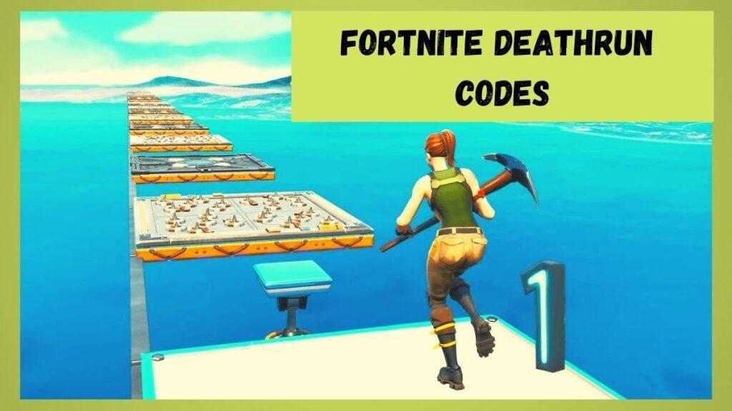 Fortnite Deathrun Codes