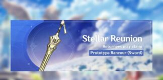 Genshin Impact Stellar Reunion