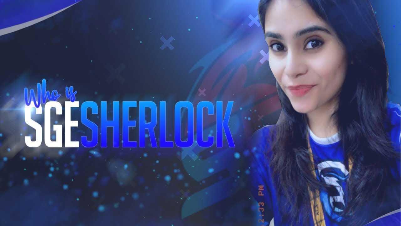 Sherlock Girl Gamer