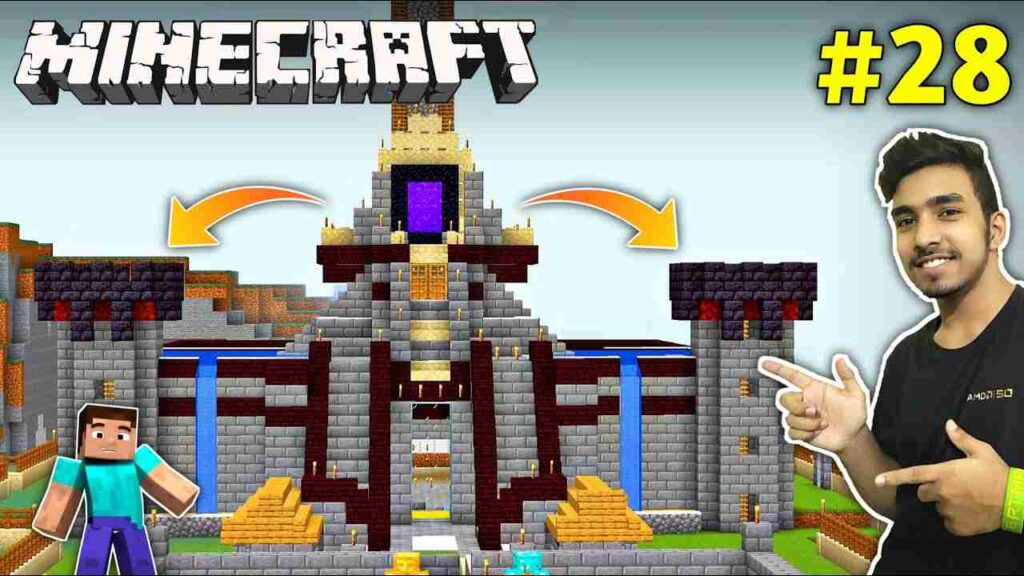 Techno Gamerz Minecraft