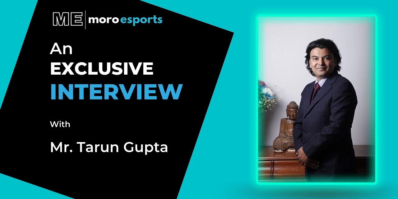 interview with tarun gupta