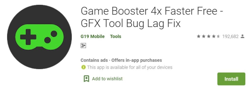 Best GFX Tool For BGMI: Fix Lag Issues