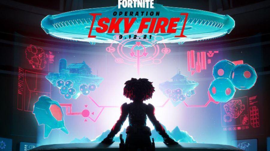 Fortnite Skyfire