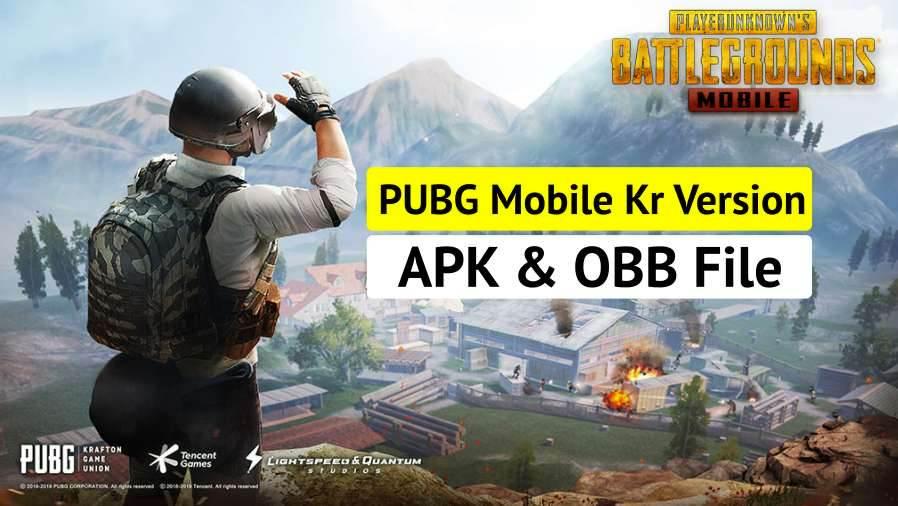 PUBG Mobile KR 1.6 APK Download Link