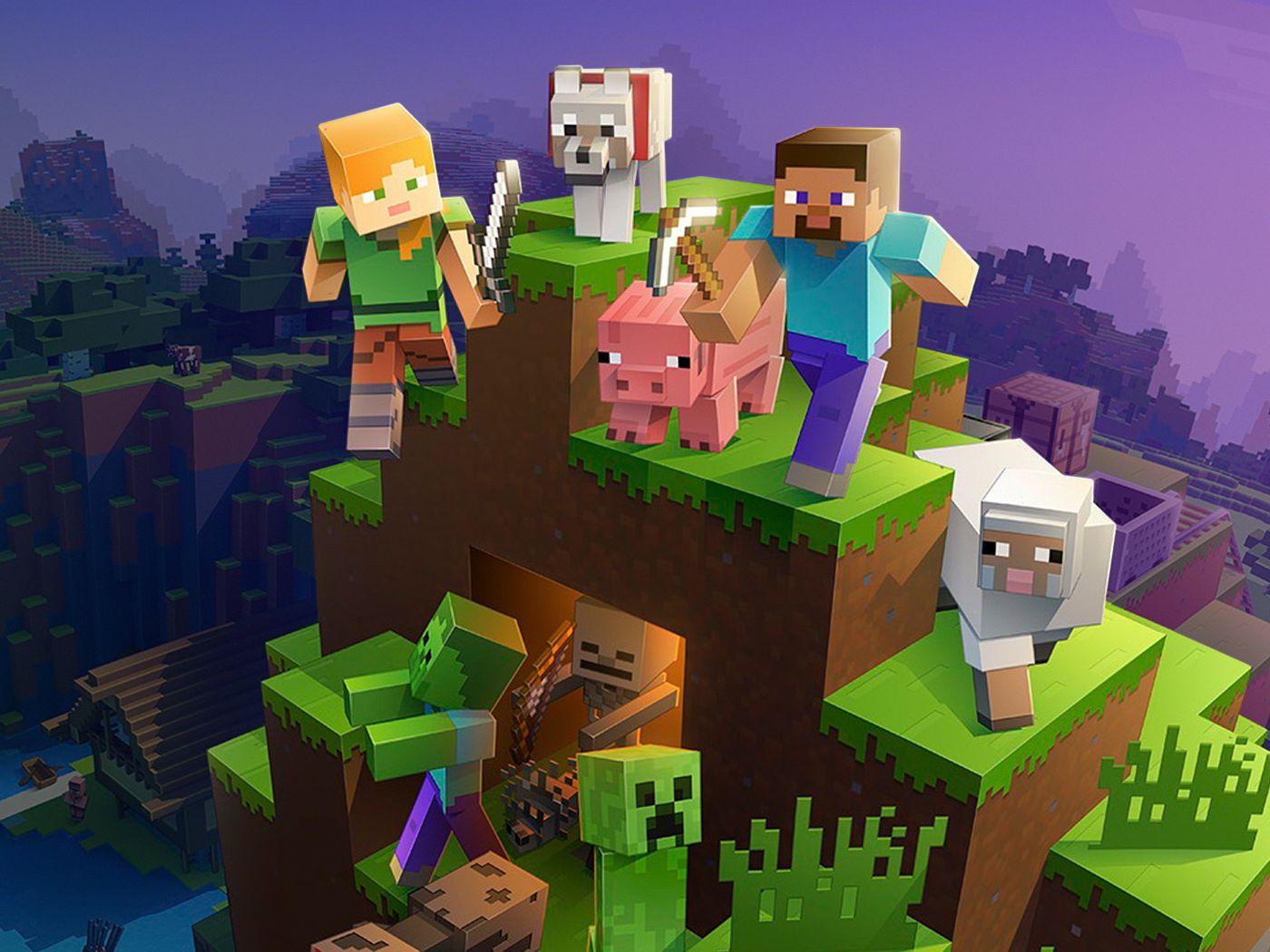 Minecraft Latest Apk Home