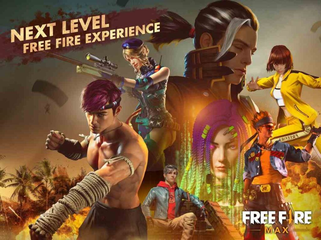 Free Fire Max Release Date in India