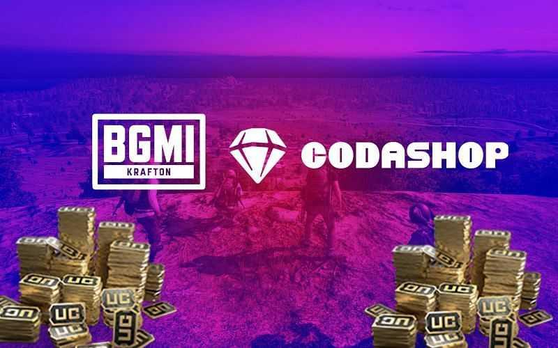Codashop BGMI