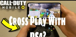 Can You Play COD Mobile With PS4 Players