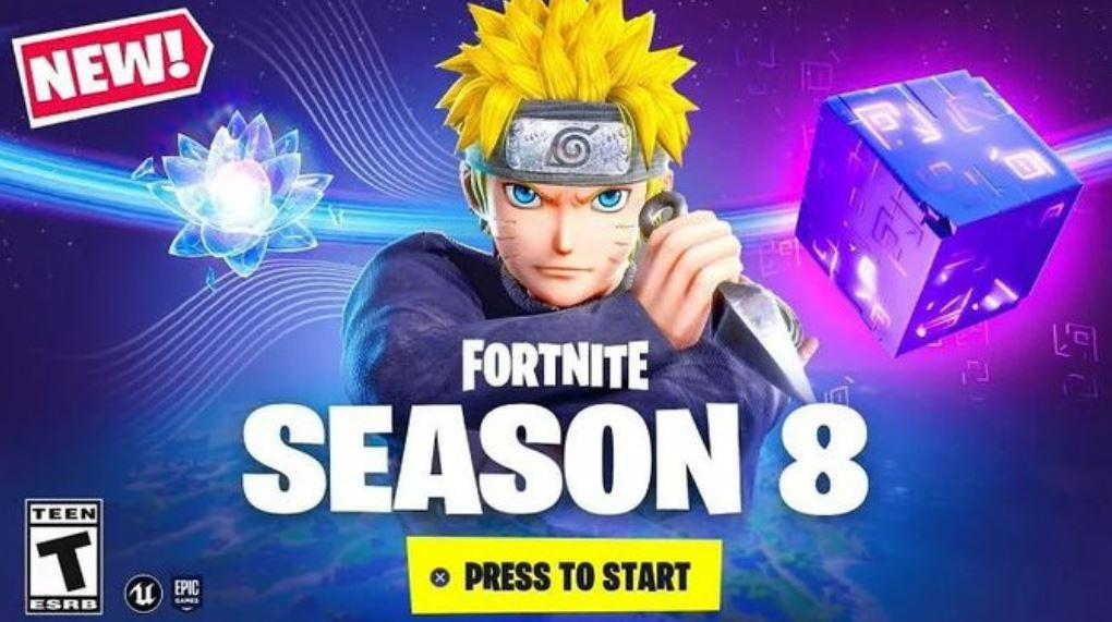 fortnite chapter 2 season 8 release date