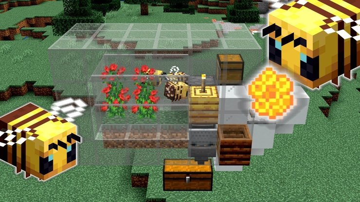 Minecraft for Honeycomb