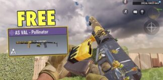 How to Get AS VAL Pollinator in COD Mobile