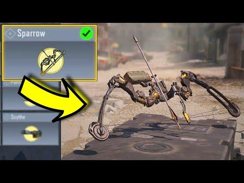 Sparrow Operator Skill in COD Mobile