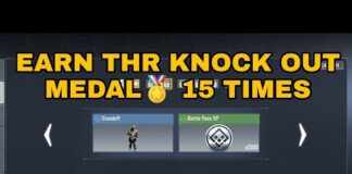 Earn Knockout Medal in COD Mobile