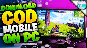 Download COD Mobile on PC