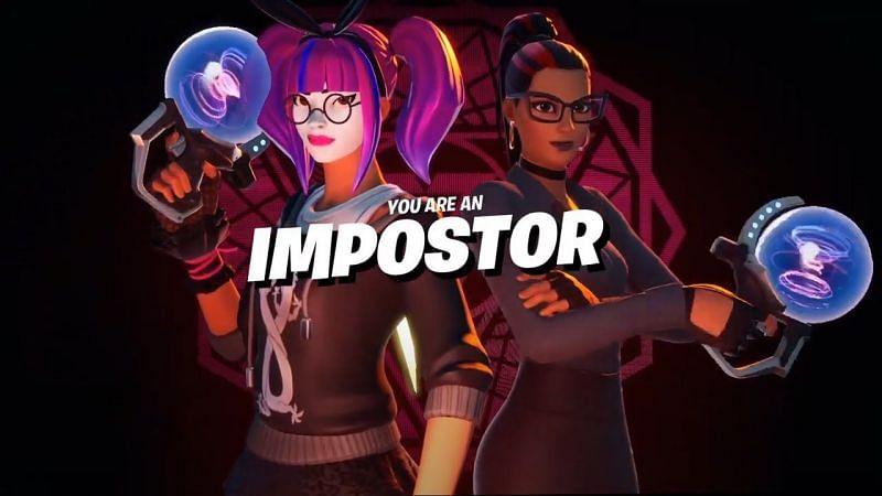 Imposter XP in Fortnite
