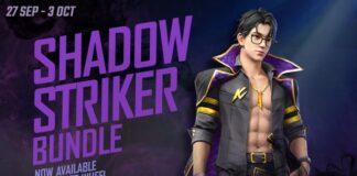 Shadow Striker Bundle Free Fire