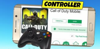 COD Mobile Controller Support