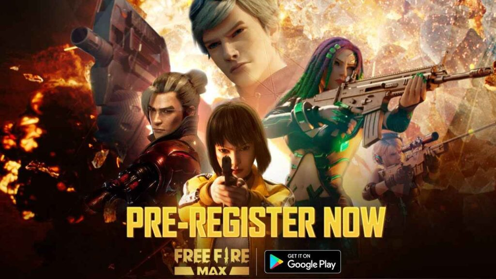 Free Fire Max Release Date in India Confirmed