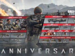 Call of Duty Mobile Battle Pass Season 8