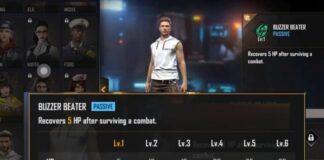 Leon character OB30 update Free Fire