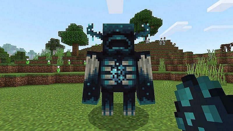Minecraft Warden