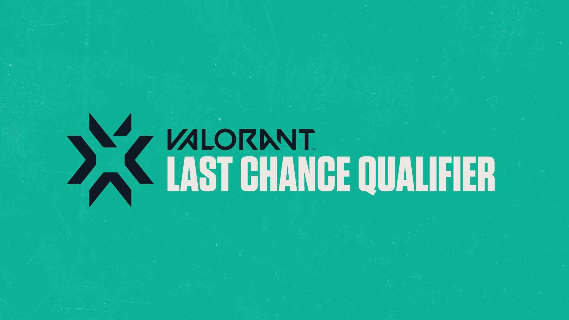 Oceanian Teams Last Chance Qualifiers
