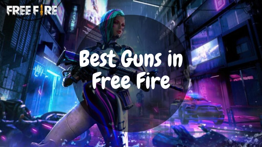 Featured Image: Best Guns in Free Fire